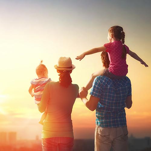 Leistung: Ehe, Partnerschaft und Familie
